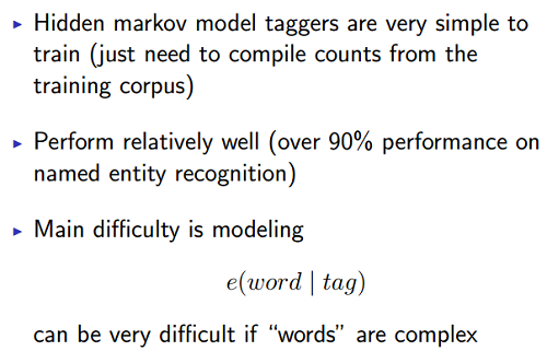 hidden markov models thesis